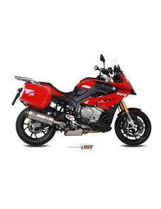 Escape BMW S 1000 XR 2015-2019 Mivv Oval Titanio B.025.LNC