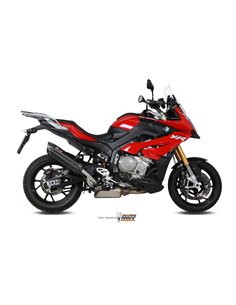 Escape Mivv BMW S 1000 XR 2015-2018 Suono Inox Black B.027.L9
