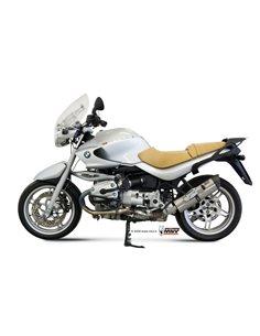Escape Mivv B.009.L7 BMW R 1150 R del 2000-2006 Suono Inox
