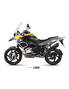 Escape Mivv B.012.L9 BMW R 1200 GS del 2010-2012 Suono Inox Black