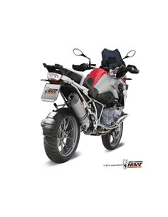 Escape Mivv B.016.LNC BMW R 1200 del 2013  OVAL