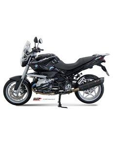 Escape Mivv B.005.L9 BMW R 1200 R del 2008-2010 Suono Inox Black