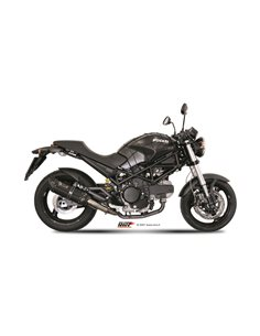 Escape Mivv D.019.L9 Ducati Monster 695 del 2006  2008 Suono