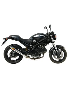 Escape Mivv D.019.LC2 Ducati Monster 695 del 2006 2008 X-cone