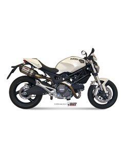 Escape Mivv D.023.L7 Ducati Monster 696 del 2008  2014 Suono