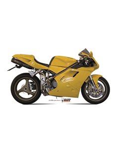 Escape Mivv UD.005.L9 Ducati 998 del 1994  2001 Suono