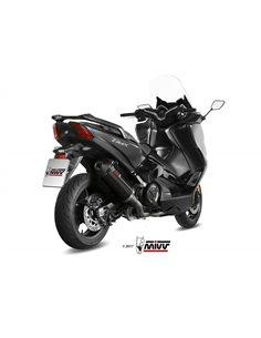 Escape Mivv AD.017.LX1 Ducati Monster 750 del 1999  2002 Oval
