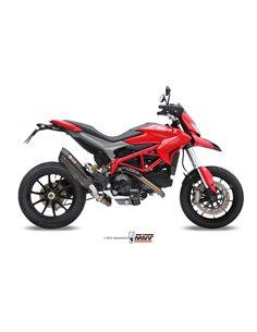 Escape Mivv D.029.L9 Ducati Hypermotard 821 del 2013  2015 Suono