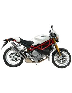 Escape Mivv D.020.LC2 Ducati Monster S4Rs del 2006 2008 X-cone