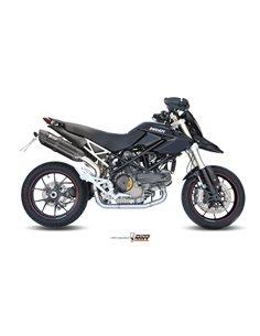 Escape Mivv D.022.L9 Ducati Hypermotard 1100 del 2007  2009 Suono