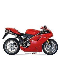 Escape Mivv UD.021.L7 Ducati 848 del 2007-2013 Suono Inox