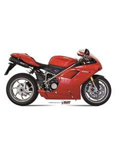 Escape Mivv UD.021.L9 Ducati 848 del 2007-2013 Suono Inox Black