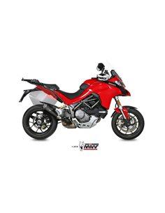 Escape Ducati Multristada 1200 2015-2017 1260 2018-2019 Mivv D.034.LDRB Delta Race