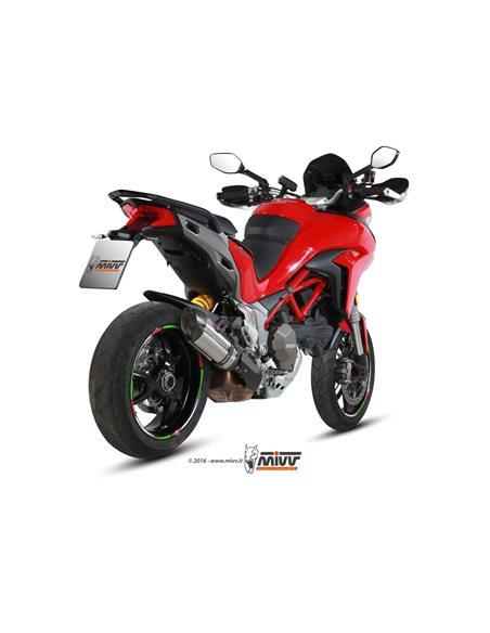 Escape Mivv D.034.L7 Ducati Multistrada 1200 del 2015  Suono