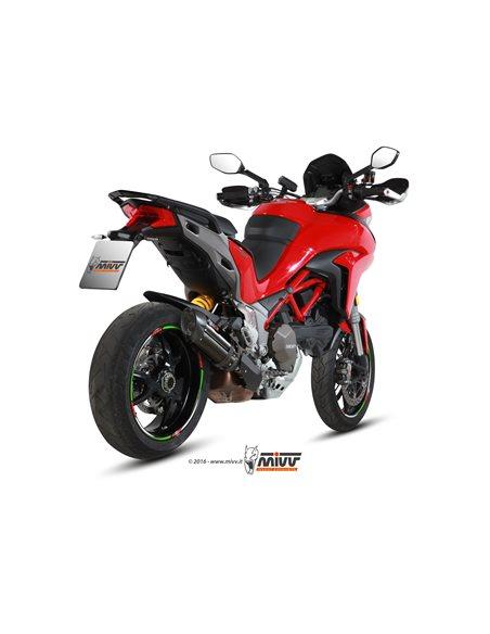 Escape Mivv D.034.L9 Ducati Multistrada 1200 del 2015  Suono
