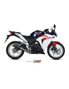 Escape Mivv H.047.LXB Honda CBR 250 del 2011  2014 GP