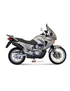 Escape Mivv H.023.L9 Honda XLV 650 del 2000-2004 Suono Inox Black