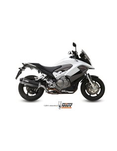Escape Mivv H.053.LRB Honda Crossrunner del 2011  2014 Speed Edge