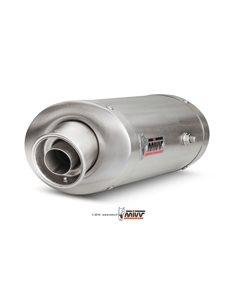 Escape Honda CBR1000RR 2004-2005 Mivv Oval Inox UH.025.LX2