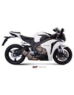 Escape completo Honda CBR1000RR 2008-2013 Mivv R.HO.0002.S8 Suono Titanio Evo