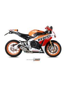Escape completo Honda CBR 1000 RR 2014-2016 Mivv X.HO.0005.SRX Speed Edge Inox