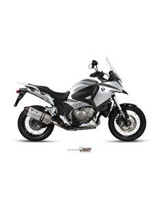 Escape Mivv H.045.LRX Honda Crosstourer del 2012 Speed Edge