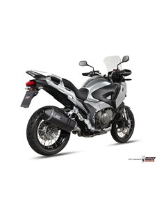 Escape Mivv H.045.LRB Honda Crosstourer del 2012 Speed Edge