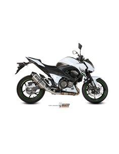 Escape Mivv K.032.LRX Kawasaki Z800 del 2013  2016 Speed Edge