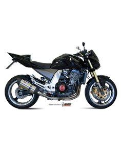 Escape Mivv K.010.L7 Kawasaki Z 1000 del 2003-2006 Suono Inox