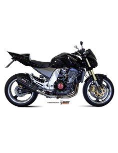 Escape Mivv K.010.L9 Kawasaki Z 1000 del 2003-2006 Suono Inox Black