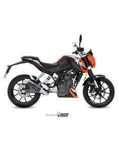 Escape Mivv KT.009.LXB KTM 125 del 2011  2016 GP