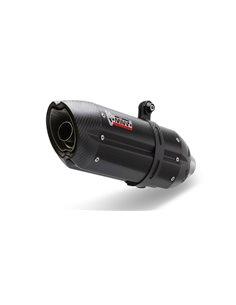 Escape Mivv KT.009.L9 KTM 200 Duke del 2012  2014 Suono Steel Black