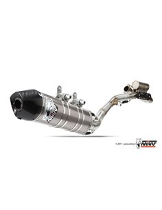 Escape completo KTM SX-F 250 2011-2012 Mivv Oval Inox M.KT.022.SXC.F