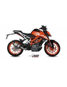 Escape KTM Duke y RC 125 / 390 2017-2019 Mivv Suono inox KT.019.L7