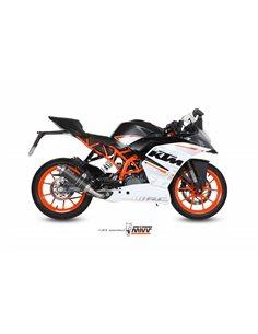 Escape Mivv KT.015.L2S KTM RC 390 del 2014  2016 GP