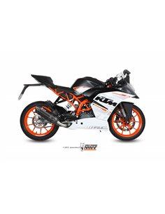 Escape Mivv KTM RC 390 2014-2016 Suono KT.015.L9