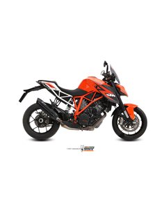 Escape KTM 1290 Superduke 2014-2019 Mivv Suono Inox Black KT.014.L9