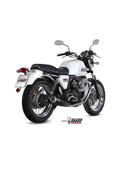 Escape Mivv M.010.LGB Moto Guzzi V7 Classic/Special del 2008  2016 GHIBLI