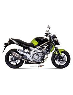 Escape Mivv S.035.L7 Suzuki Gladius del 2009-2015 Suono Inox