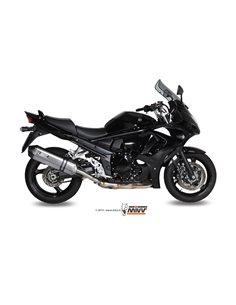 Escape Mivv S.029.LRX Suzuki GSX 1250 FA del 2009  2016 Speed Edge