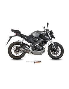 Escape completo Yamaha YZF R125 2014-2018 MT125 2015-2019 Mivv GP Carbono Y.047.L2S