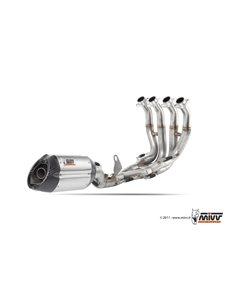 Escape completo Yamaha YZF 600 R6 2006-2016 Mivv Suono Titanio Evo R.YA.0005.S8