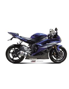 Escape Yamaha YZF 600 R6 2006-2016 Mivv Suono Inox Y.021.L7