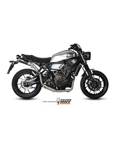 Escape Mivv Y.052.LGB Yamaha  XSR 700 del 2016  GHIBLI
