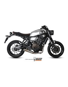 Escape Mivv Yamaha XSR 700 2016-2018 Ghibli Y.051.SGX