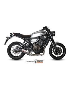 Escape Mivv Y.054.L3C Yamaha XSR 900 del 2016  Oval