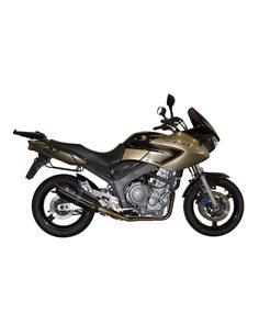 Escape Yamaha TDM 900 2002-2014  Mivv Y.014.L9 Suono Inox Black