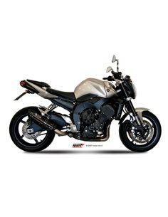 Escape Yamaha FZ1 / FZ1 Fazer 2006-2016 Mivv Y.023.L9 Suono Inox Black