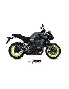 Escape Yamaha MT-10 2016-2018 Mivv Y.057.L9 Suono Inox Black