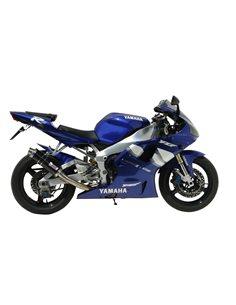 Escape Yamaha YZF 1000 R1 1998-2001 Mivv Y.001.L2S GP Carbono